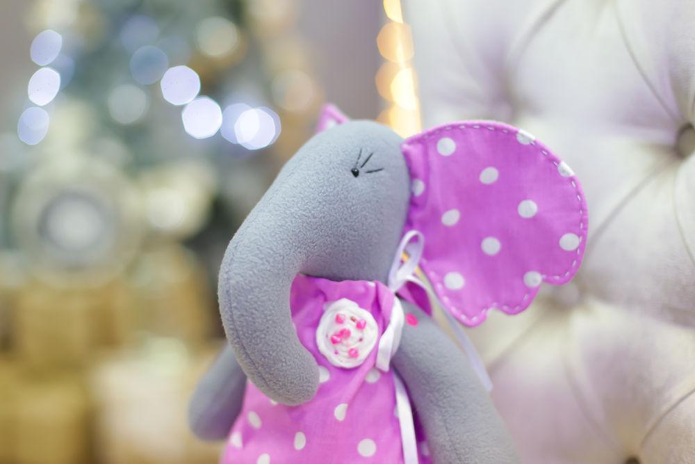 скидка, слон