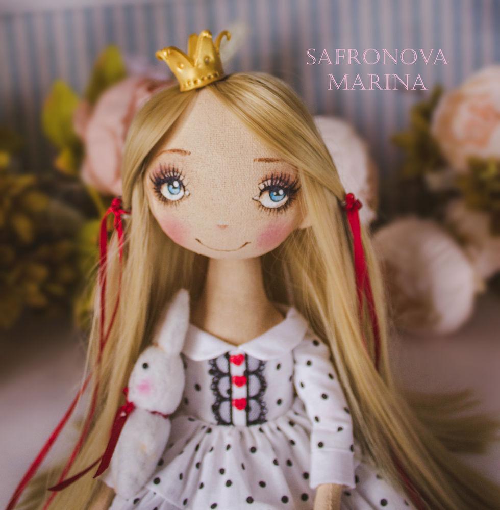 текстильная кукла, купить для детской