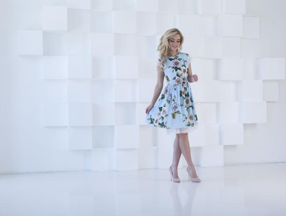скидка на платья