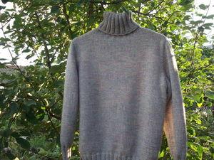 Скидка на свитер 25%. Ярмарка Мастеров - ручная работа, handmade.
