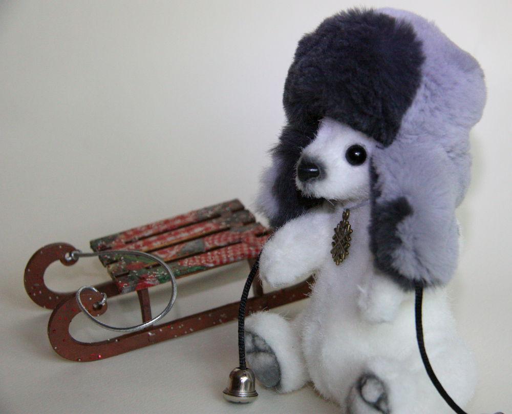 вдохновение, коллекционный мишка
