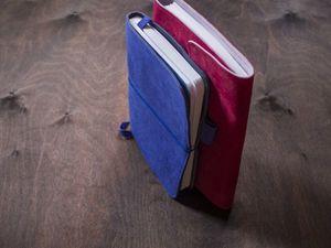 Кольцевой механизм или книжный переплет?. Ярмарка Мастеров - ручная работа, handmade.
