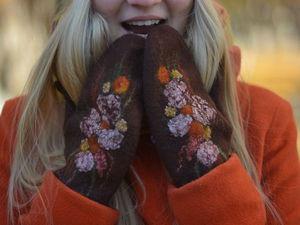 Валяем варежки с Кларой Ру, 18 октября, Москва | Ярмарка Мастеров - ручная работа, handmade