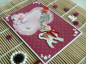Три открытки и бесплатная доставка в подарок!. Ярмарка Мастеров - ручная работа, handmade.
