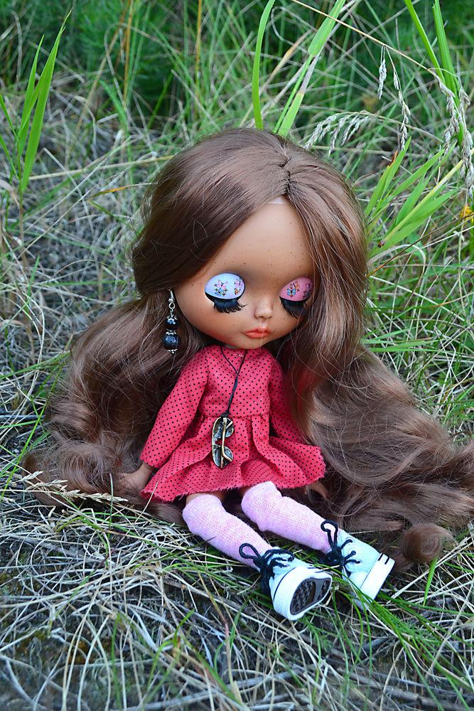 кукла ручной работы, кукла в подарок