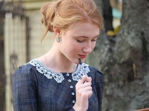 Осенняя коллекция Леди-офис - платья из шерсти. Ярмарка Мастеров - ручная работа, handmade.