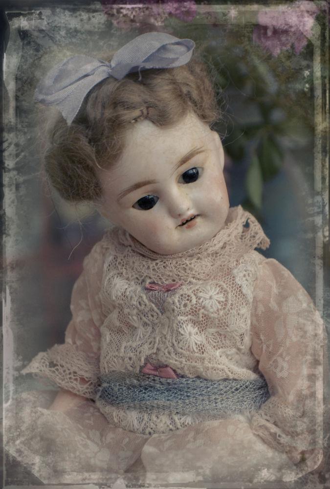 антикварная кукла, антиквариат, кукла, подарок