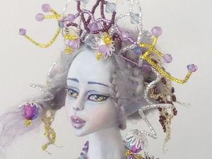 Акция на куколку!. Ярмарка Мастеров - ручная работа, handmade.