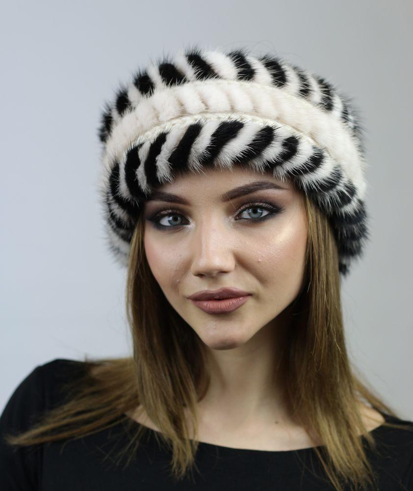 только так как носить меховую повязку на голове фото возможно как натуральном
