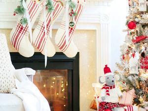 5 проверенных способов, как создать новогоднее настроение уже сейчас. Ярмарка Мастеров - ручная работа, handmade.