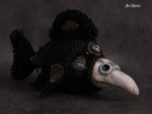 Doctor Fish. Ярмарка Мастеров - ручная работа, handmade.