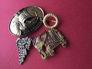 Аукцион: Винтажные украшения для реставрации! Апсайклинг!. Ярмарка Мастеров - ручная работа, handmade.