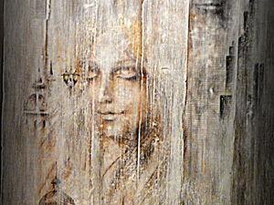 Роспись деревянной мебели в технике Вуд-Арт | Ярмарка Мастеров - ручная работа, handmade