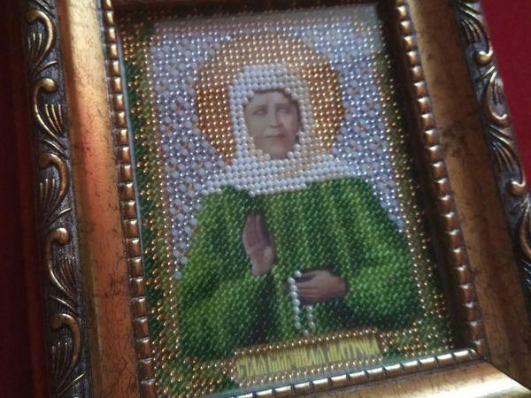 О святой Матроне | Ярмарка Мастеров - ручная работа, handmade