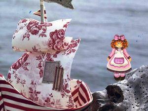 Shabby Home — Интерьерные Игрушки на Морскую Тематику. Ярмарка Мастеров - ручная работа, handmade.