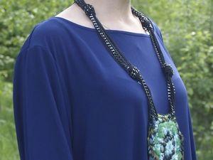 С чем и как носить наши украшения. Ярмарка Мастеров - ручная работа, handmade.