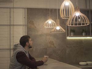 Светильники из дерева — экологично и красиво!. Ярмарка Мастеров - ручная работа, handmade.