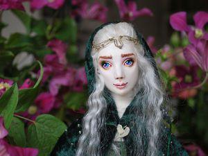О процессе создания куклы | Ярмарка Мастеров - ручная работа, handmade