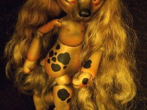 Шарнирная собака - символ предстоящего Нового года. Ярмарка Мастеров - ручная работа, handmade.