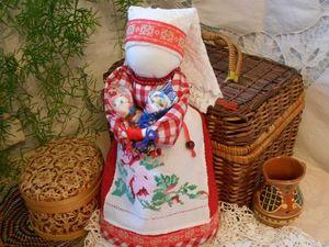 Мамушка. Русская кукла. Сделаю на заказ. Ярмарка Мастеров - ручная работа, handmade.