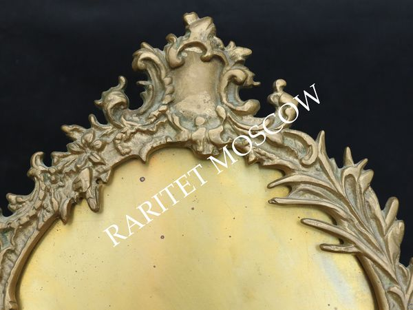 Редкость Рама Большая рамка зеркало бронза 23   Ярмарка Мастеров - ручная работа, handmade