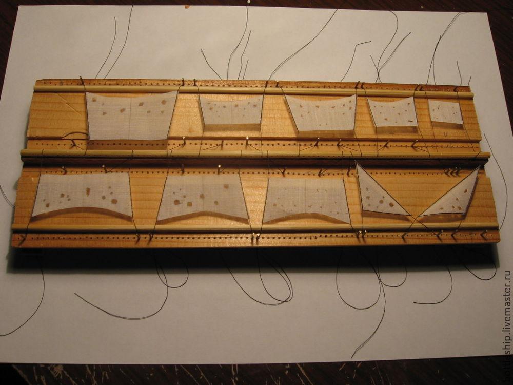 модель клорабля