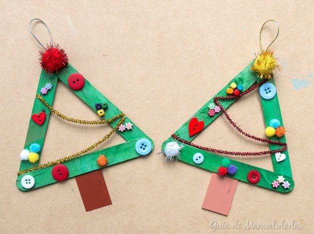 Вдохновляемся к Новому году: оригинальный новогодний декор из подручных средств