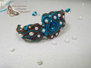 Создаем очаровательный сутажный браслет