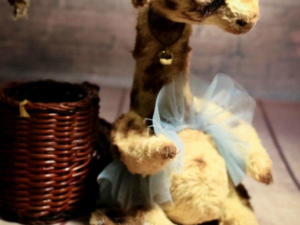 Жирафа Алисия | Ярмарка Мастеров - ручная работа, handmade