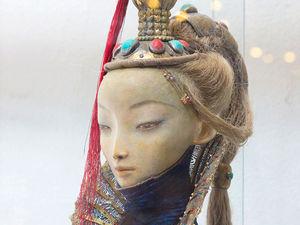 Посещение выставки «Время кукол» в Петербурге. Ярмарка Мастеров - ручная работа, handmade.