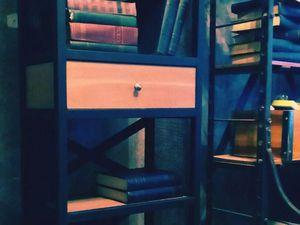 Оригинальные стеллажи и этажерки. Лофт пространство. | Ярмарка Мастеров - ручная работа, handmade