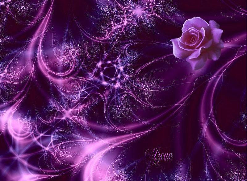 фиолетовый, сиреневый