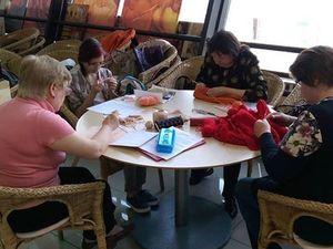 Мастер класс вязания крючком для взрослых и детей от 12 лет | Ярмарка Мастеров - ручная работа, handmade