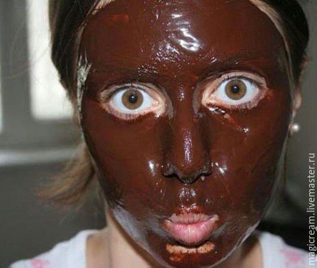 смешные картинки шоколадный глаз