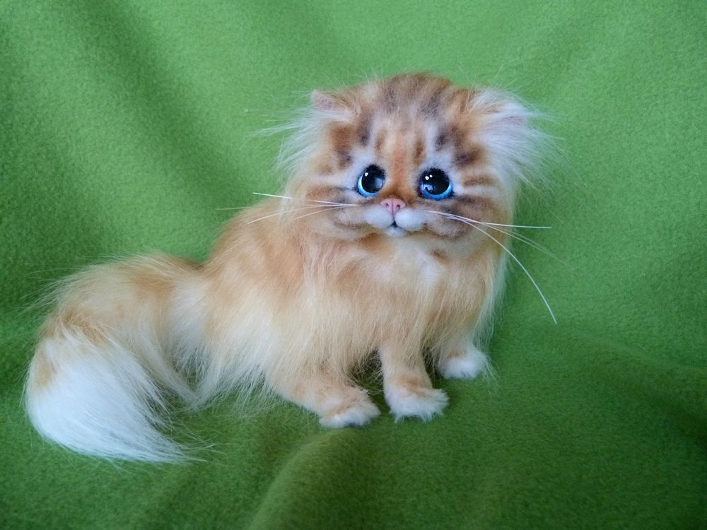 котята игрушки