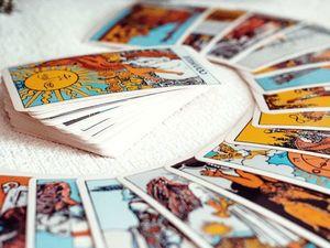 Таро Прогноз на неделю с 12 по 18 ноября. Ярмарка Мастеров - ручная работа, handmade.