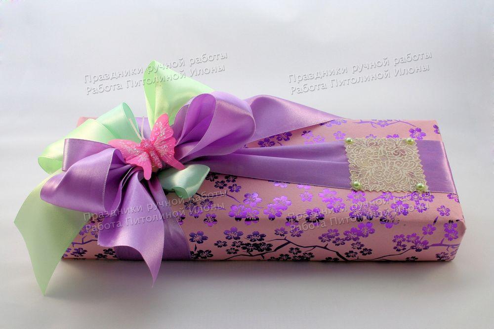 подарок, мастер-класс, мк упаковка подарков, упаковка коробки