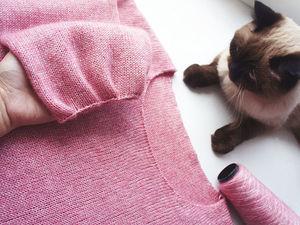 Видеоуроки: сборка вязаного изделия. Часть 2. Ярмарка Мастеров - ручная работа, handmade.
