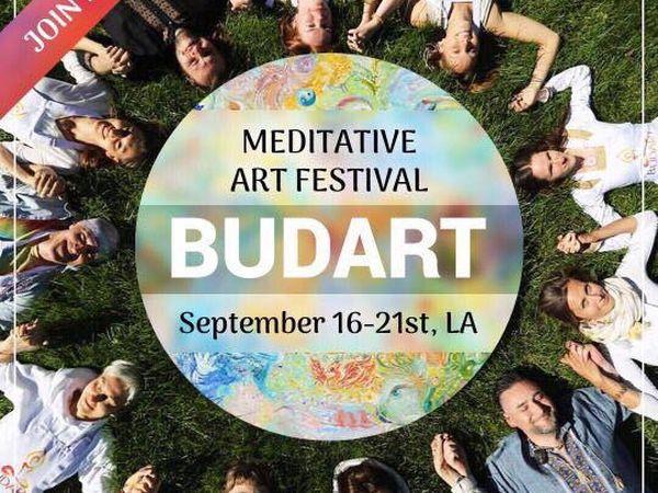 Фестиваль Budart в Лос-Анджелесе с участием