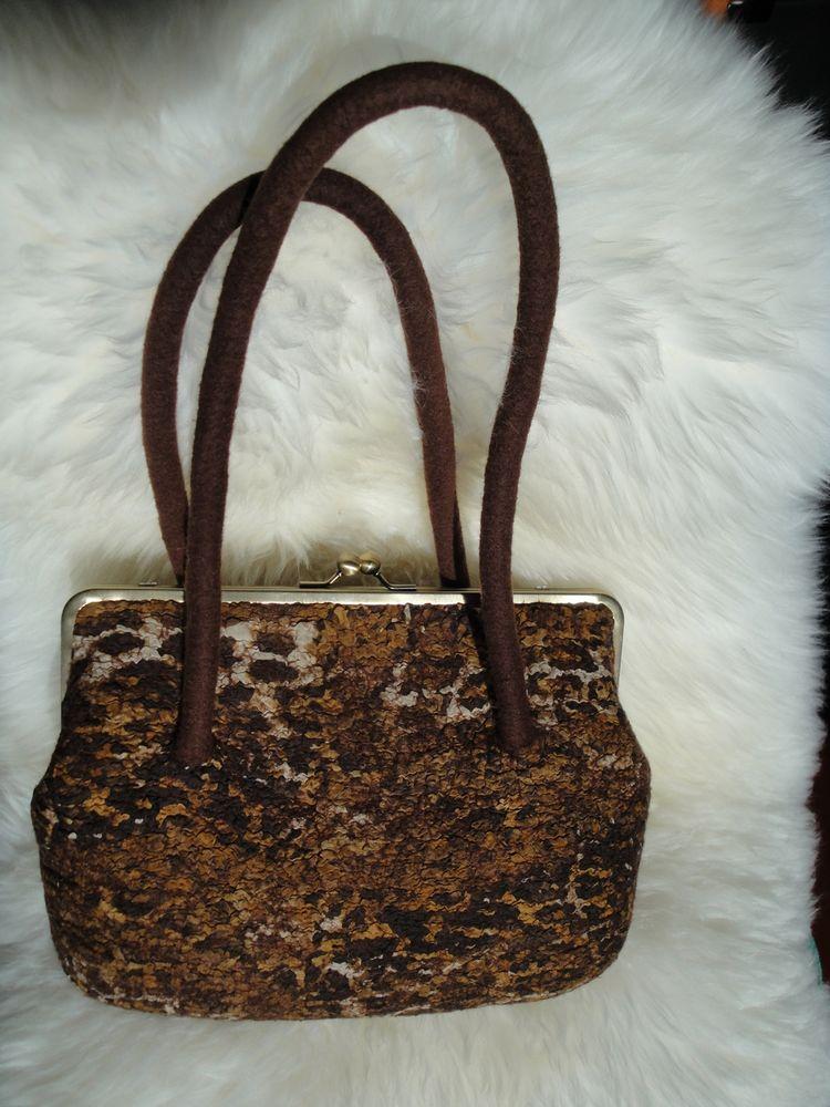 валяние, валяние владивосток, сумка из шерсти
