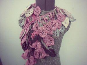 Новый авторский оригинальный шарфик