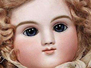 Настоящая сенсация антикварная кукла Дидони Jules Nicholas Steiner раняя A serie. 1880-82гг. Ярмарка Мастеров - ручная работа, handmade.