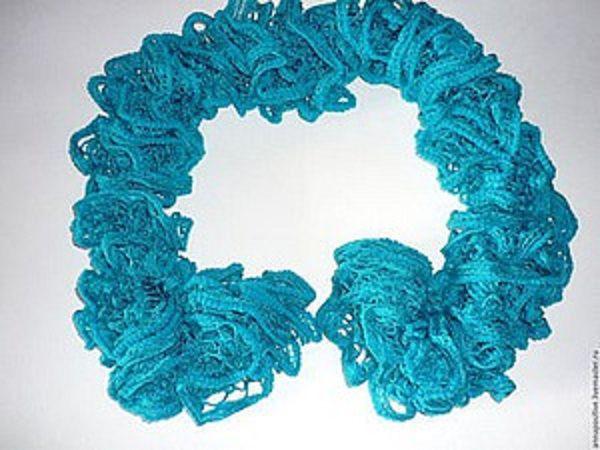 Прием заказов на ажурные шарфики | Ярмарка Мастеров - ручная работа, handmade