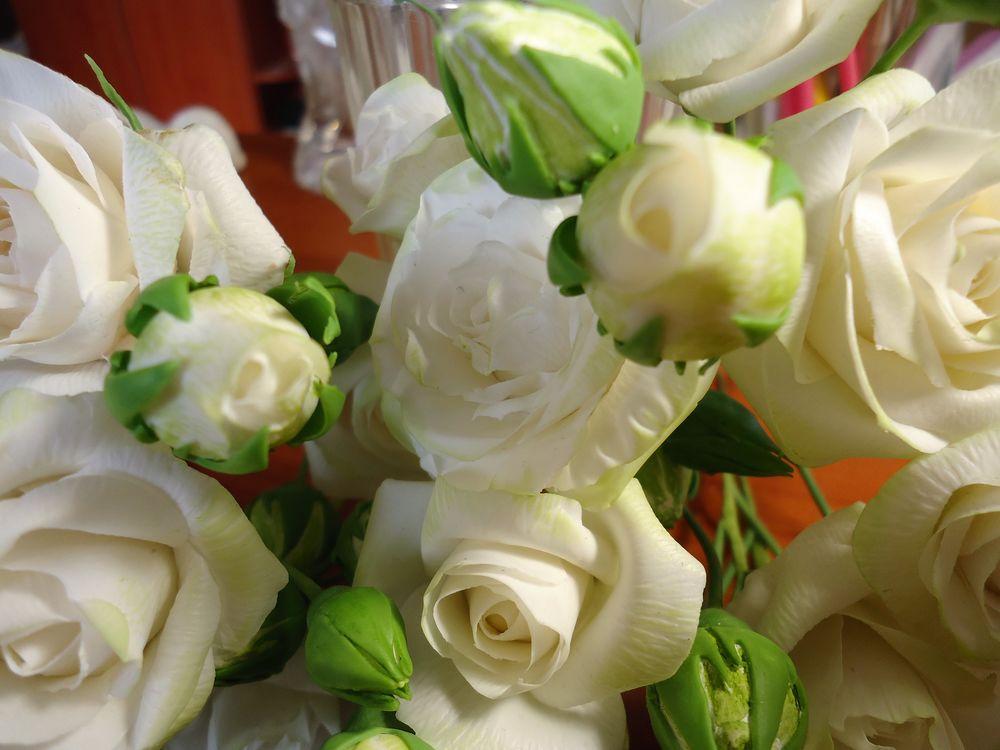 розы, подарок