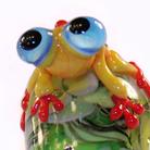Кулон с лягушонком