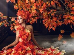 """ЗАКРЫТ. Многолотовый аукцион """"Осенний Марафон"""". Ярмарка Мастеров - ручная работа, handmade."""
