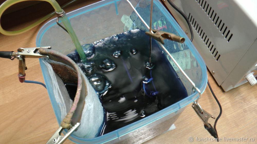 электролит серебрения