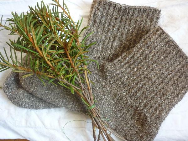 акция на вязаные носки 1200 руб включая доставку носки из овечьей шерсти плотные облегающие 43 размер для рыбака для охотника для мужчины Для солдата | Ярмарка Мастеров - ручная работа, handmade