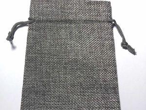 Поступление бархатных и холщовых мешочков для упаковки. Ярмарка Мастеров - ручная работа, handmade.