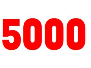 Нас 5000! Розыгрыш для покупателей и подписчиков!. Ярмарка Мастеров - ручная работа, handmade.